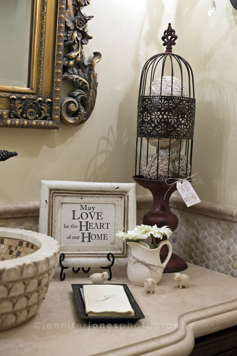 Old fashioned home accessories